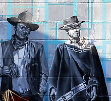 *The Duke & Clint* by DeeZ (D L Honeycutt)