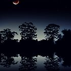 Lunar Eclipse by Cleber Photography Design
