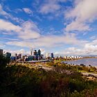 Perth - West Australia by Gerrart