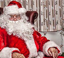 Santa Is In Town....Ho Ho Ho by Lynne Morris
