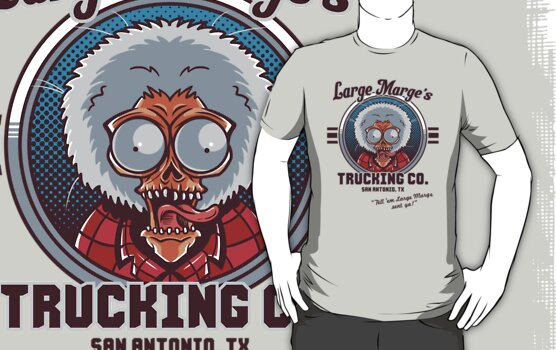 Large Marge's Trucking Co. by Bamboota