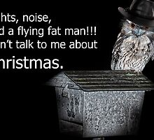 Don't talk to me about Christmas by Michael Howard