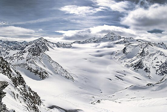 the alps by Jo-PinX