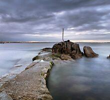 Bullock Harbour, Dalkey, County Dublin. by orourke
