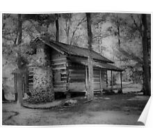 My Home's In Alabama Poster