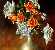 An Abundance of Roses by Monica Vanzant