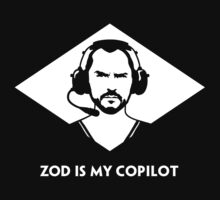 Zod Is My Copilot by copywriter