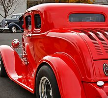 Red Coupe by dlhedberg