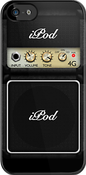 Marshall Guitar Amplifier (iPod Version) by Alisdair Binning