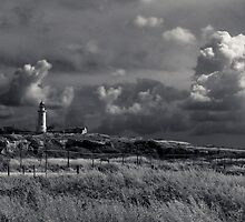 Pathos Lighthouse, Cyprus by Darren Taylor