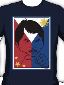 MANNY PACQUIAO: IRON FIST TEE T-Shirt