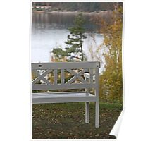 Villa Sjotorp view Poster