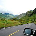 Ecuador Mountains by melissatoledo