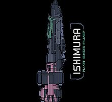 Ishimura V1 (iPhone) by Adam Angold