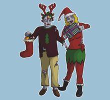 Xmas Zombies by Lee Leplaw Deichmann