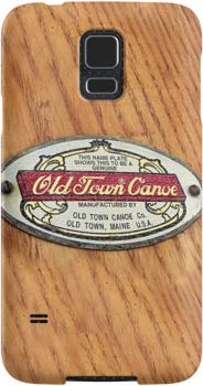 Old Town Canoe iPhone case by andytechie