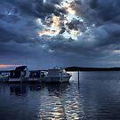 Swansea Sunset - NSW Australia by Bev Woodman