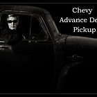 1955 Chevy Advance Design Pickup by MrCamera71