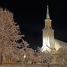 Tromso Cathedral by Frank Olsen