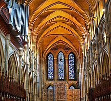 TRURO CATHEDRAL - CHANCEL by AndyReeve