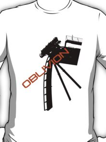 Oblivion - Alton towers T-Shirt