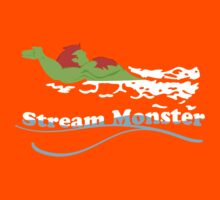 Stream Monster Kids Clothes