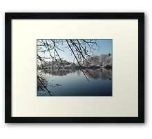 December Tenth, Two Thousand and Eleven ~ XX~ Framed Print