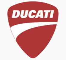 Ducati Small logo by frenzix