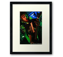 Zoltar Speaks Framed Print