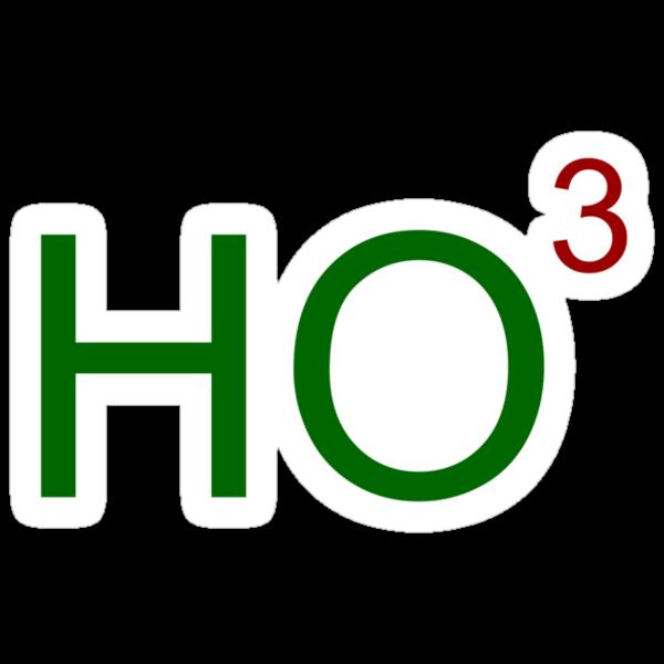 HO Cubed (HO HO HO) by SOIL