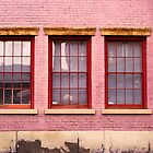 Three windows by TLawrencephoto