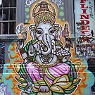 Ganesha by axemangraphics