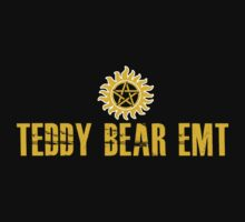 Teddy Bear EMT - Supernatural by vampyremuffin