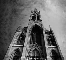 Church - Dublin by Zoran Covic