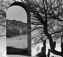Mission Archway by James2001