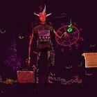 Demon For Hire by Iwazaru