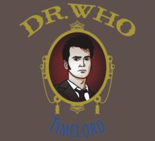 Dr. Who - Timelord - Tenth Doctor Kids Clothes