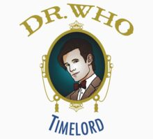 Dr. Who - Timelord - Eleventh Doctor Kids Clothes