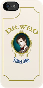 Dr. Who - Timelord - Eleventh Doctor by huckblade