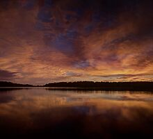 The Promise - Narrabeen Lakes, Sydney Australia - The HDR Experience by Philip Johnson