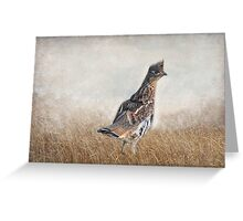 Grouse - Red Morph Greeting Card