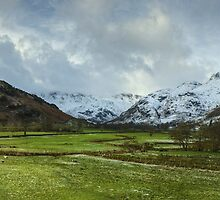 The Heart Of The Lake District by Jamie  Green