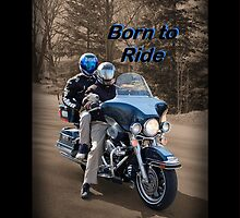Born to Ride by Debbie Stobbart