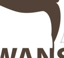 Swanson Sticker