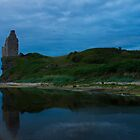 Dunure Castle by CraMation