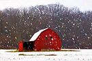 Little Red Barn by Grinch/R. Pross