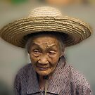 Old Face Of China by phil decocco