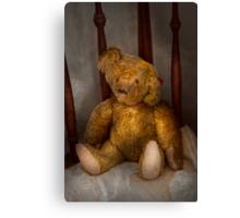 Toy - Teddy Bear - My Teddy Bear  Canvas Print