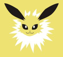 Jolteon by illustratorjr