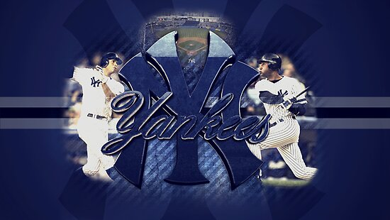 NY Yankees Desktop  by imKai